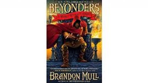 AES #53 Resensi buku Beyonders: A World Without Heroes