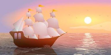 AES48 Kapal dan Samudera