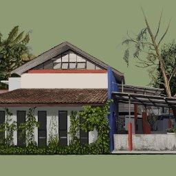 AES075 Rumah Baru