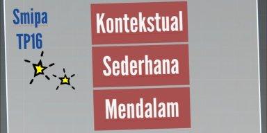 AES107 Kontekstual Sederhana Mendalam