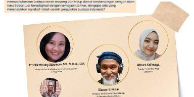 Suku Baduy : Pergulatan Dalam Kearifan Budaya