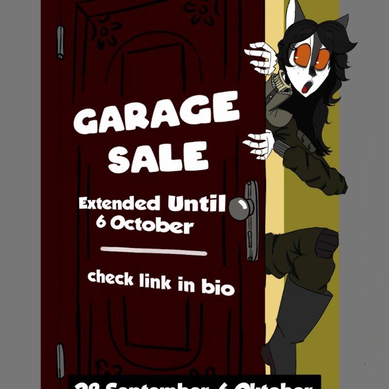 Garage Sale - K11 Gobak Sodor