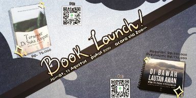 Acara Launching Buku Kelompok Mahkota Dewa & Kumis Kucing